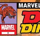 Marvel Monsters: Devil Dinosaur Vol 1 1
