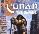 Conan the Savage Vol 1 1/Images