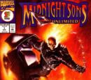 Midnight Sons Unlimited Vol 1 1