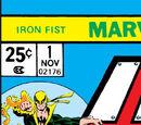 Iron Fist Vol 1