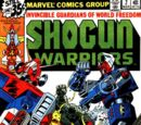 Shogun Warriors Vol 1 2/Images