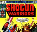 Shogun Warriors Vol 1 3