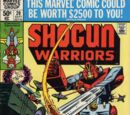 Shogun Warriors Vol 1 20/Images