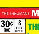 Inhumans Vol 1 8/Images