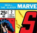 Skull, the Slayer Vol 1 2