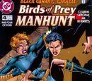 Birds of Prey: Manhunt Vol 1 4