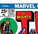 Thor Vol 1 226