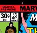 Marvel Premiere Vol 1 33