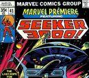 Marvel Premiere Vol 1 41