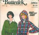 Butterick 3864