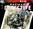Detective Comics Vol 1 847