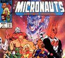 Micronauts Vol 2 1