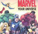 Marvel: Your Universe Saga Vol 1 1