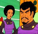 Klingon commanders