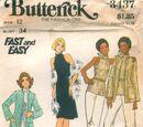 Butterick 3437