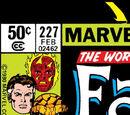 Fantastic Four Vol 1 227