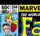 Fantastic Four Vol 1 244