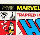Howard the Duck Vol 1 2