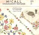 McCall 875