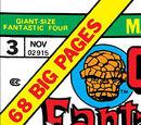 Giant-Size Fantastic Four Vol 1 3