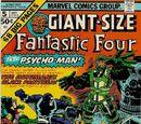 Giant-Size Fantastic Four Vol 1 5/Images