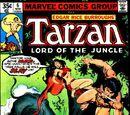 Tarzan Vol 1 6/Images
