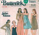 Butterick 3407