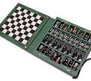 852001 Castle Chess Set