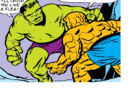 Bruce Banner & Benjamin Grimm (Earth-616) from Fantastic Four Vol 1 12 0001.jpg