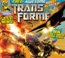 Transformers Comic issue 14