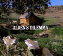 Episode 911: Alden's Dilemma