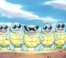 Pokémon de las oficiales Jenny/agentes Mara