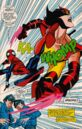 May Parker (Earth-982) and Rina Logan (Earth-982) from Spider-Girl Vol 1 ½ 0001.jpg