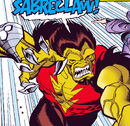 Hudson Logan (Earth-982), Enthralla (Earth-982), and May Parker (Earth-982) from Spider-Girl Vol 1 ½ 0001.jpg