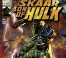 Skaar: Son of Hulk Vol 1 1