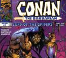 Conan Lord of the Spiders Vol 1