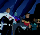 Justice League (TV Series) Episode: A Better World, Part I