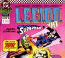 L.E.G.I.O.N. Annual Vol 1 1