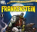 Seven Soldiers: Frankenstein Vol 1 1