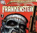 Seven Soldiers: Frankenstein Vol 1 2