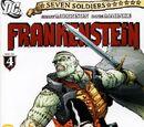 Seven Soldiers: Frankenstein Vol 1 4