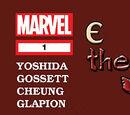 Elektra: The Hand Vol 1 1/Images