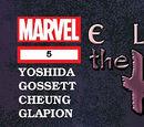 Elektra: The Hand Vol 1 5/Images