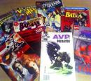 Polskie wydawnictwa komiksowe