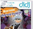 Nicktoons: Android Invasion