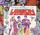 Legion of Super-Heroes: The Magic Wars