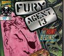 Fury / Agent 13 Vol 1 1
