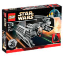 8017 Darth Vader's TIE Fighter
