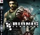 Bionic Commando Game Covers