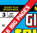 Giant-Size Spider-Man Vol 1 3